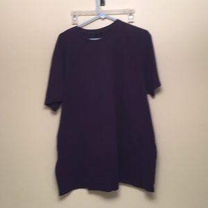 Ralph Lauren Purple Tee Shirt XL